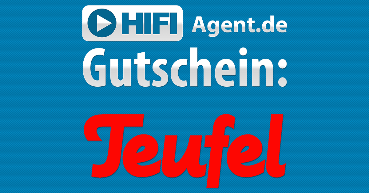 teufel gutschein juli 2018 gutscheincode hifi agent. Black Bedroom Furniture Sets. Home Design Ideas