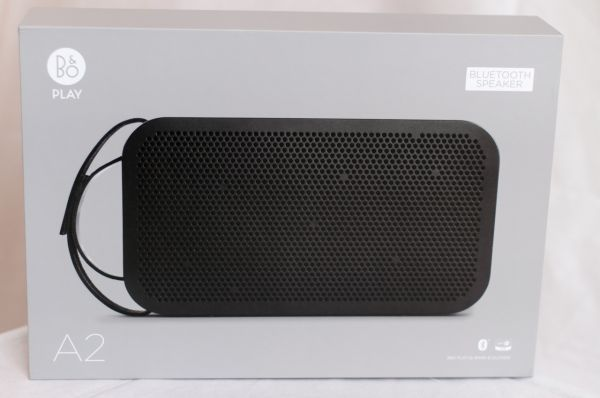 BeoPlay A2 Verpackung