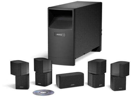 Bose ACOUSTIMASS® 10 Home Cinema Speaker System