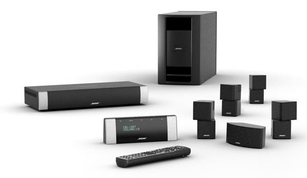 Bose Lifestyle V30 Home Entertainment System