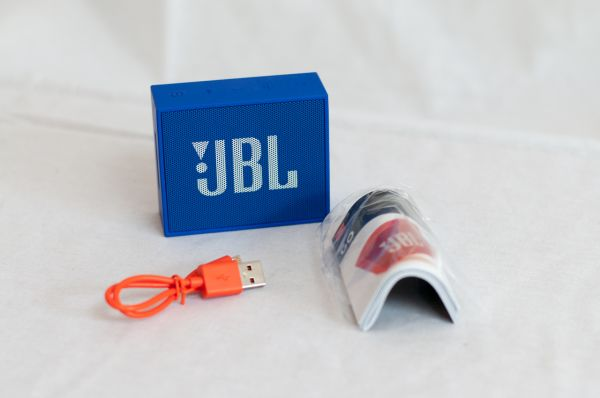 JBL Go Lieferumfang