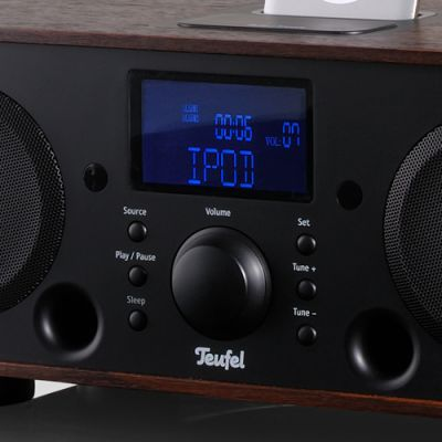 iTeufel Radio Display