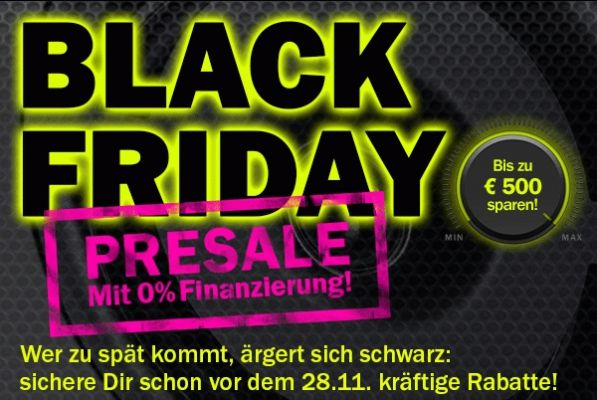 Teufel Black Friday 2014