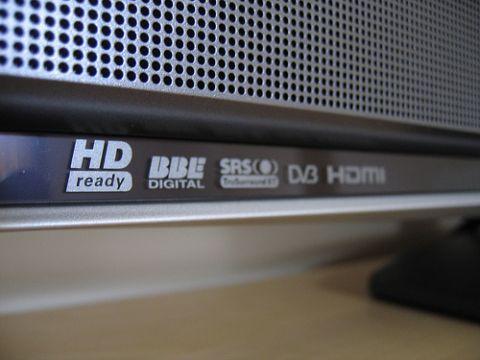 HDTV (Flickr.com/William Hook)
