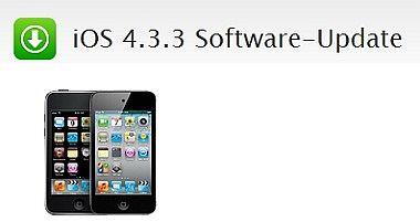 Apple iOS 4.3.3