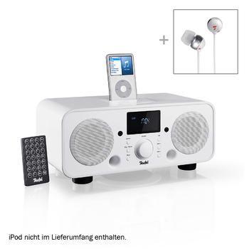 iTeufel Radio V2 + Gratis Kopfhörer (www.teufel.de)