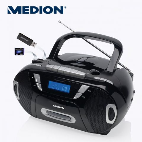 Radiorekorder Medion Life E66374