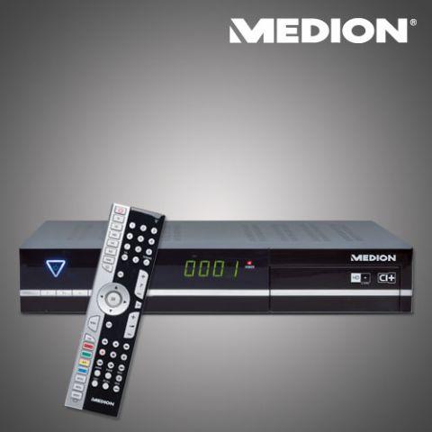 MEDION® LIFE® P24006 Digital Sat Receiver (www.aldi-nord.com)