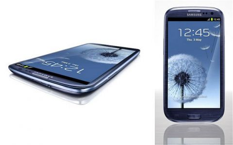 Galaxy S3 (www.telegraph.co.uk)