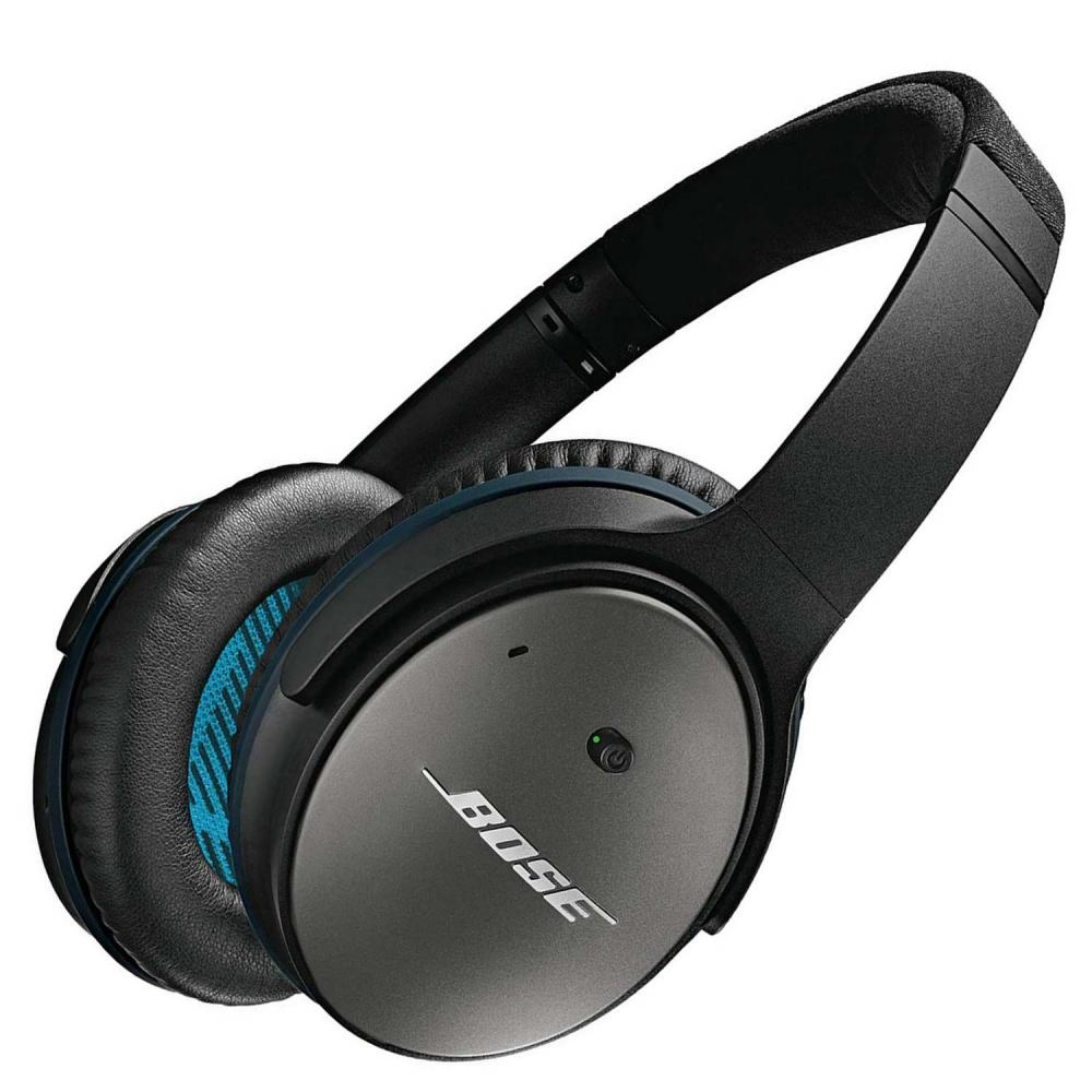 bose quietcomfort 25 over ear kopfh rer mit noise cancelling hifi agent. Black Bedroom Furniture Sets. Home Design Ideas