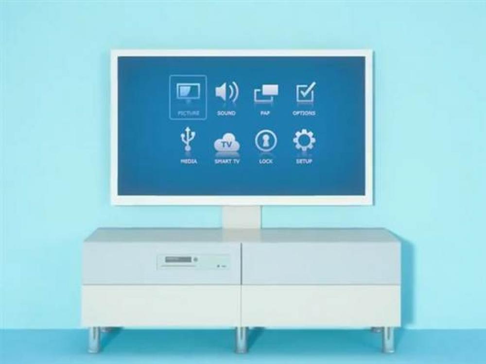 ikea pr sentiert erste wohnwand mit fernseher hifi agent. Black Bedroom Furniture Sets. Home Design Ideas