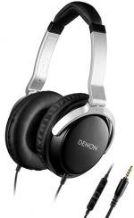 Denon AH-D510R: Over-Ear-Bügelkopfhörer mit Fernbedienung für Player von Apple