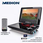 Tragbarer DVD Player von Medion – neues Schnäppchen bei Aldi