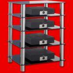 Geschenk-Idee HiFi-Möbel: Angebote von Media Markt auf dem Gabentisch