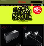 Teufel Black Friday Presale - bis zu 500 EUR sparen!
