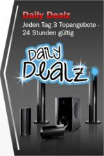 Teufel Daily Dealz: Columa 100 M, iTeufel Box v2 und Theater 200 im Tagessonderangebot