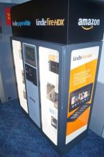 Kindle-Kiosk: Kindle-Shopping am Selbstbedienungsautomaten