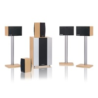 Teufel System 5 THX Select in buche
